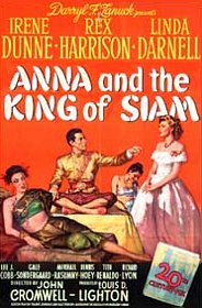 Afbeelding: Anna and the king of Siam, poster uit 1946
