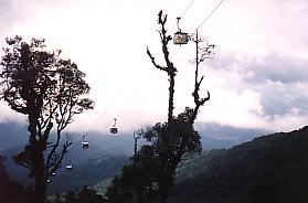 Afbeelding: Genting Highlands Skyway