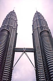 Afbeelding: Petronas Twin-towers