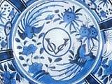 Afbeelding: VOC porselein, detail